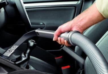 aspirateur portable pour voiture