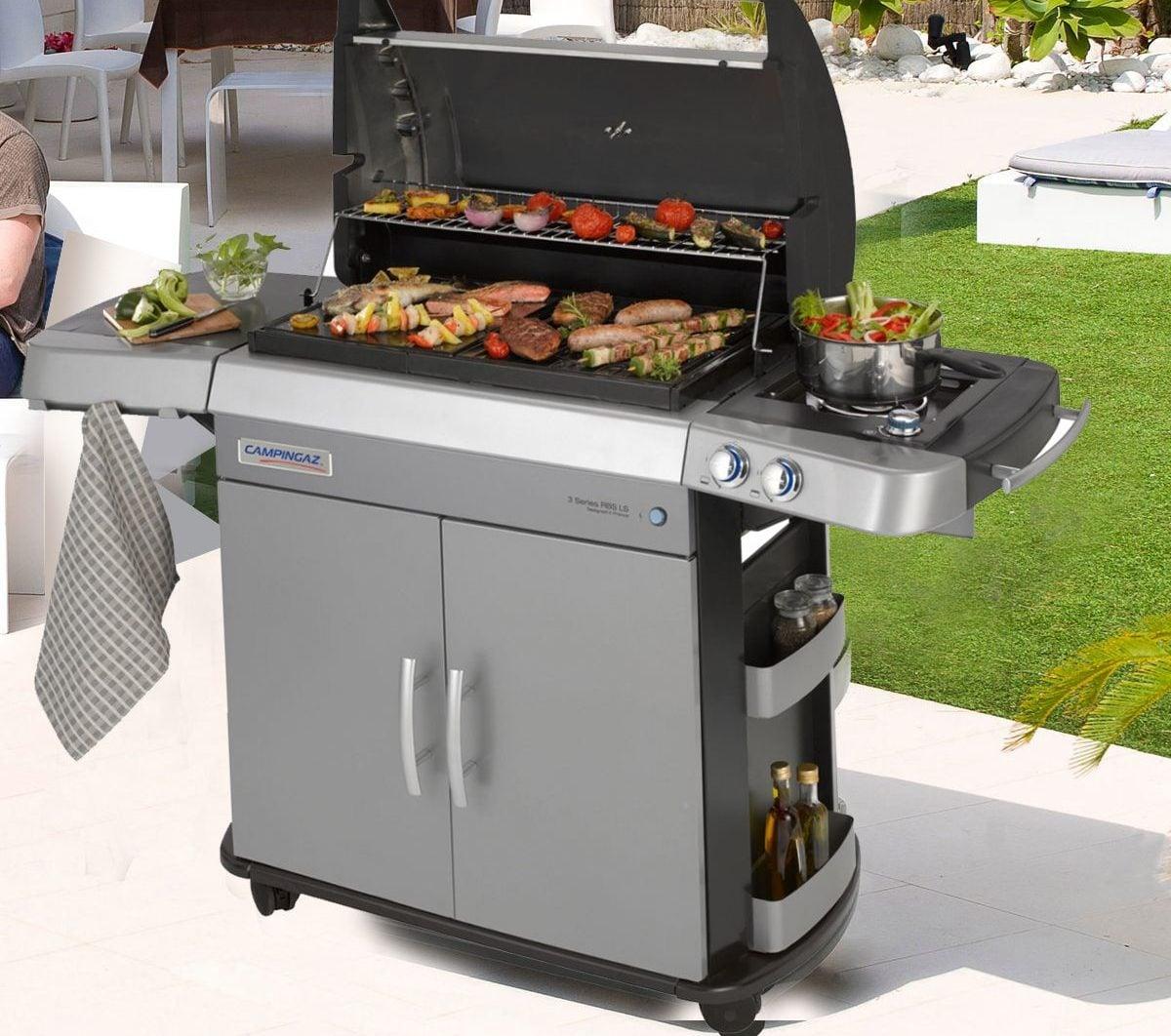 Pourquoi choisir un barbecue à gaz Campingaz ? Notre Avis