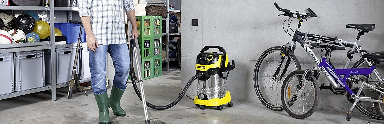 meilleur aspirateur eau et poussière