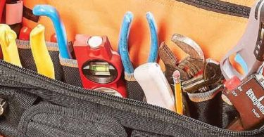 meilleur sac à outils