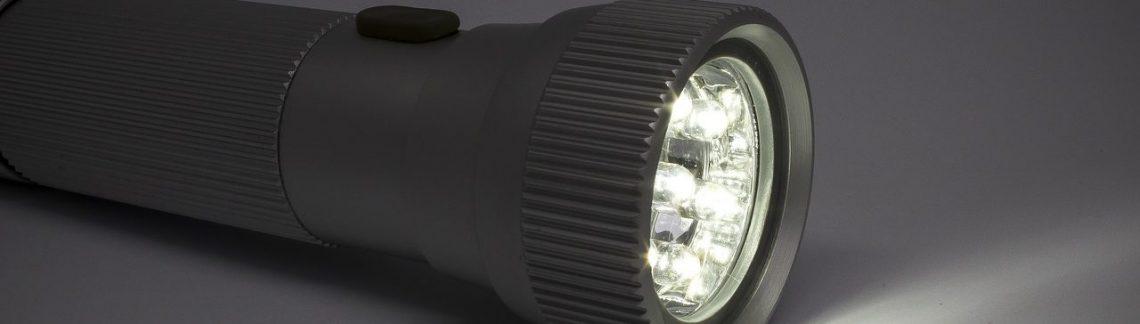 meilleure lampe de poche