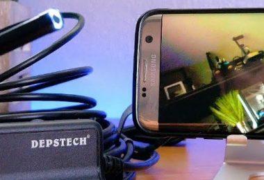 meilleure caméra d'inspection pour Android