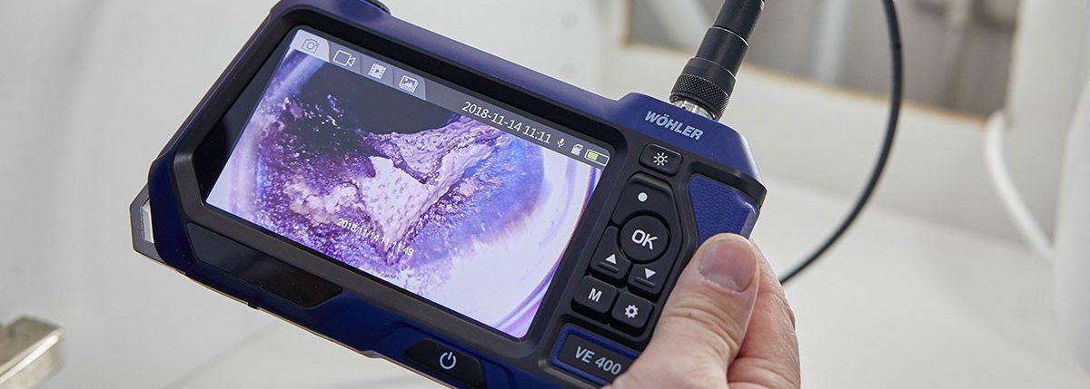 meilleure caméra d'inspection