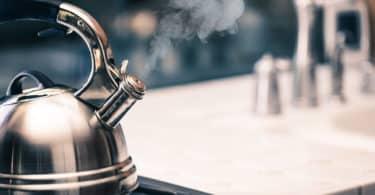 bouilloire à thé